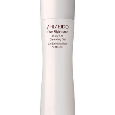 Shiseido - The Skincare Rinse Off Cleansing Gel - 200 ml fra Shiseido
