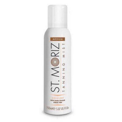 St. Moriz - Instant Self Tanning Mist Spray - 150 ml fra St. Moriz