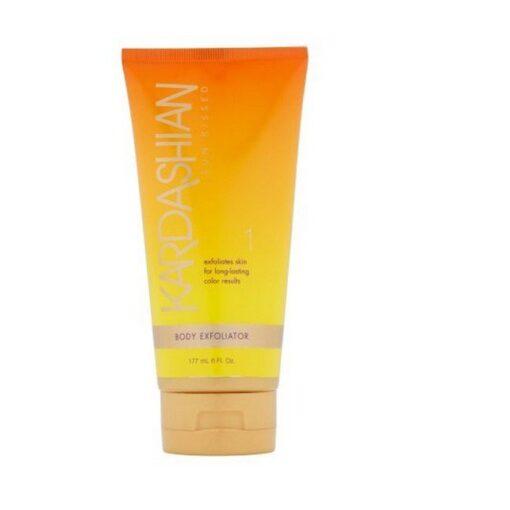 Sunkissed - Kardashian Body Exfoliator - 177 ml fra Sunkissed