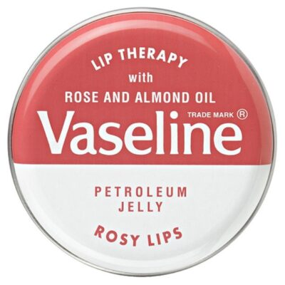 Vaseline - Original Lip Therapy - Pocket Size - Rose fra Vaseline