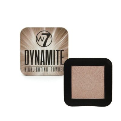 W7 Cosmetics - Dynamite Highlighting Powder - Big Bang fra W7 Cosmetics