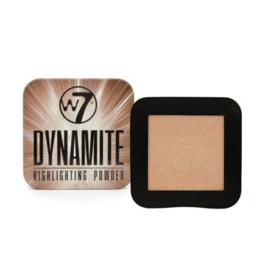 W7 Cosmetics - Dynamite Highlighting Powder - Explsoion fra W7 Cosmetics