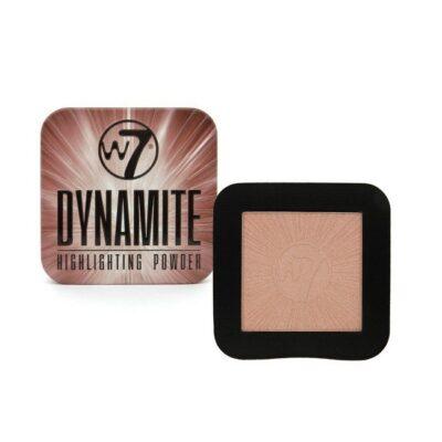 W7 Cosmetics - Dynamite Highlighting Powder - Super Nova fra W7 Cosmetics