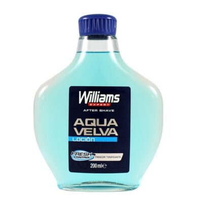 Williams - Aqua Velva - After Shave Lotion 200 ml fra Williams