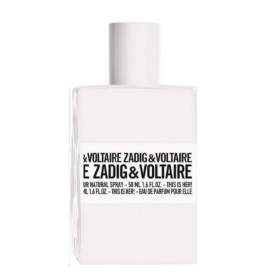 Zadig & Voltaire - This is Her - 50 ml - Edp fra Zadig & Voltaire