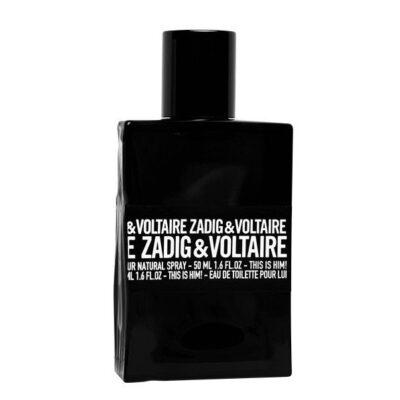 Zadig & Voltaire - This is Him - 50 ml - Edt fra Zadig & Voltaire